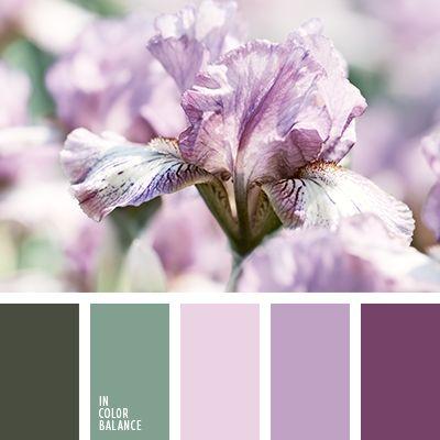 изумрудный, нежный розовый, нежный фиолетовый, оттенки зеленого, оттенки изумрудного, оттенки пурпурного, пурпурный, сиреневый, темно-изумрудный, цвет баклажана, цвет сирени, цвета весны 2017.