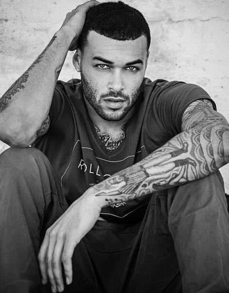 Don Benjamin | Cycle 20 Photo: Michelle G Hunder For: Death By Zero Clothing