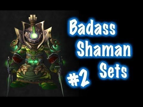 10 Badass Male Shaman Transmog Sets #2 (World of Warcraft) - Best sound on Amazon: http://www.amazon.com/dp/B015MQEF2K -  http://gaming.tronnixx.com/uncategorized/10-badass-male-shaman-transmog-sets-2-world-of-warcraft/