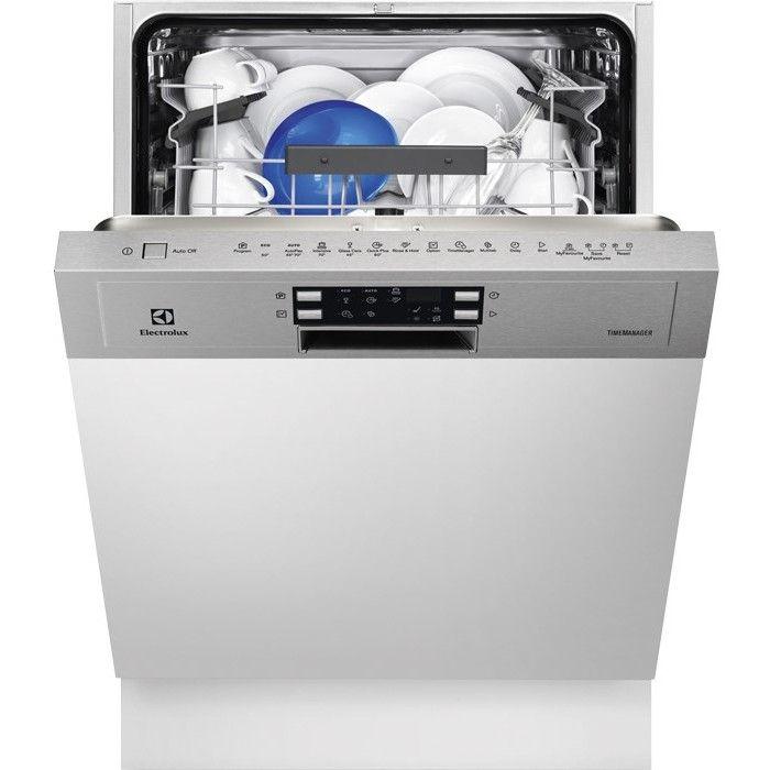 Masina de spalat vase incorporabila Electrolux ESI5540LOX, 13 seturi, 6…