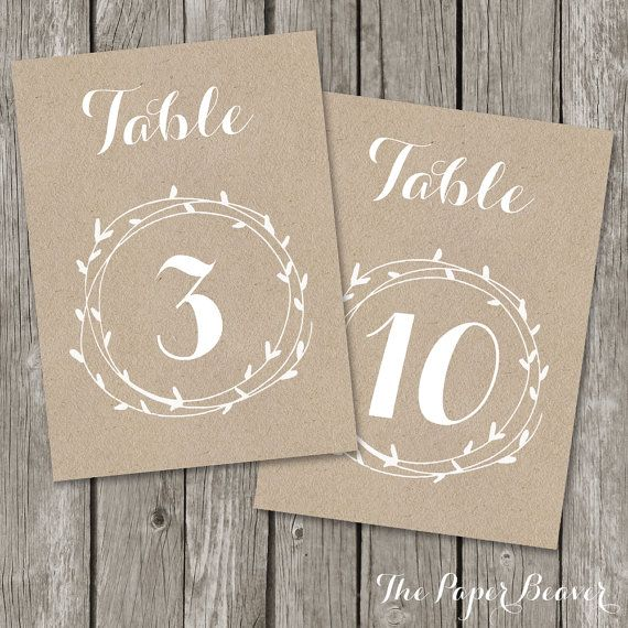 table numbers for wedding reception templates - 252 best images about table numbers wedding on pinterest