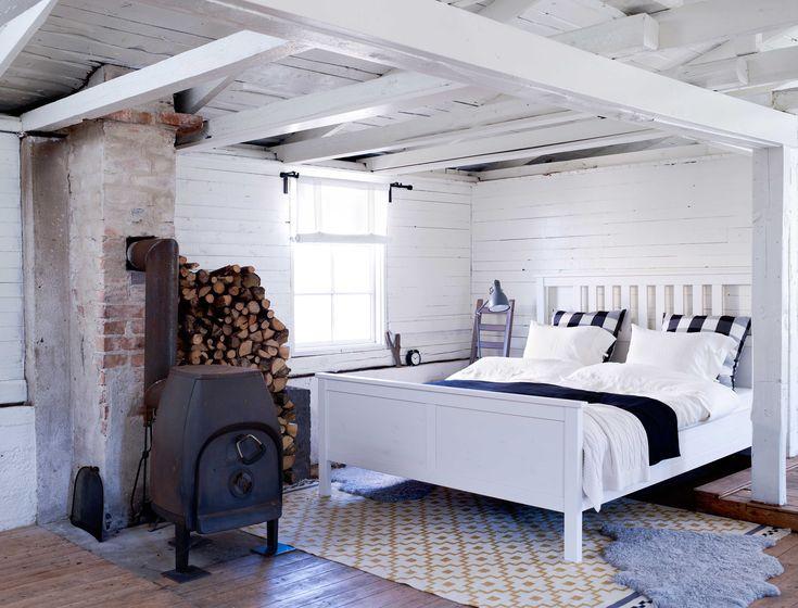Schlafzimmer betten matratzen schlafzimmerm bel for Bett scandinavian design