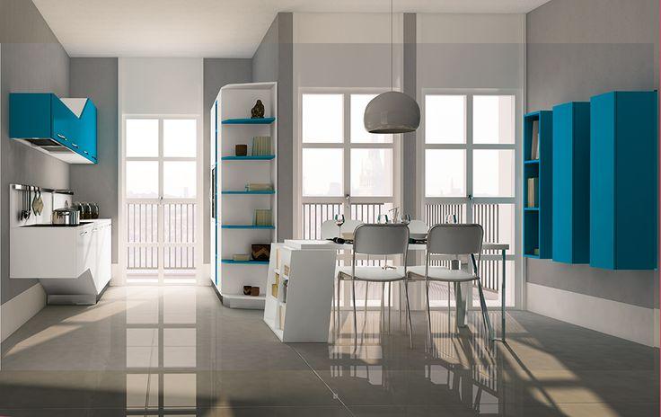 #asia #cucine #cucina #kitchen #modern #moderna #home #house #casa #italy #madeinitaly www.gicinque.com/...