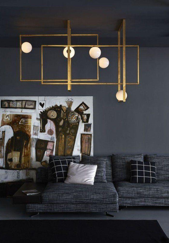 25 best lustre design pas cher ideas on pinterest. Black Bedroom Furniture Sets. Home Design Ideas