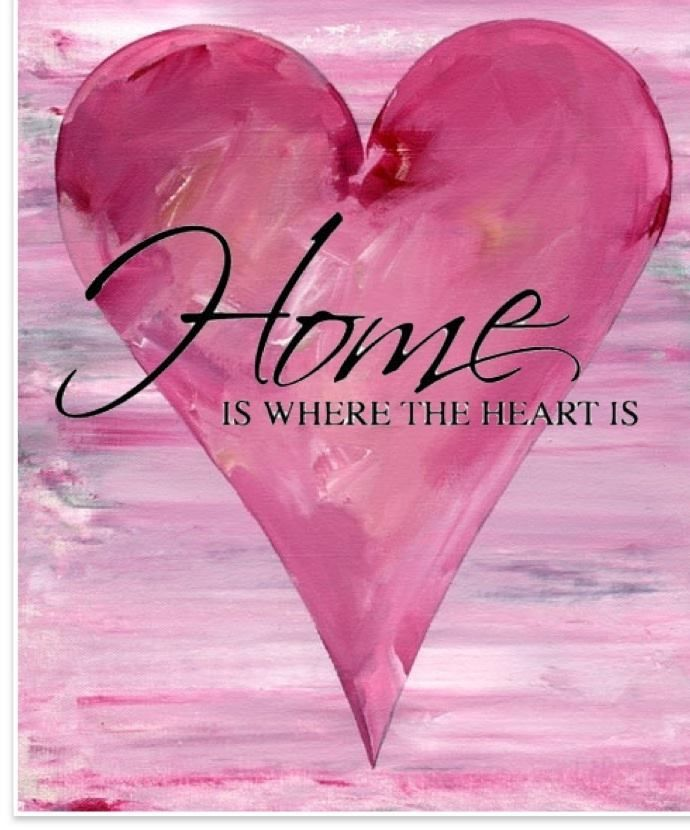 Home Is Where The Heart Is Quote: 45 Best Home Is Where The Heart Is Images On Pinterest