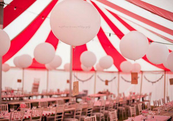 Circus Wedding    #Whimsical #Unique #Wedding