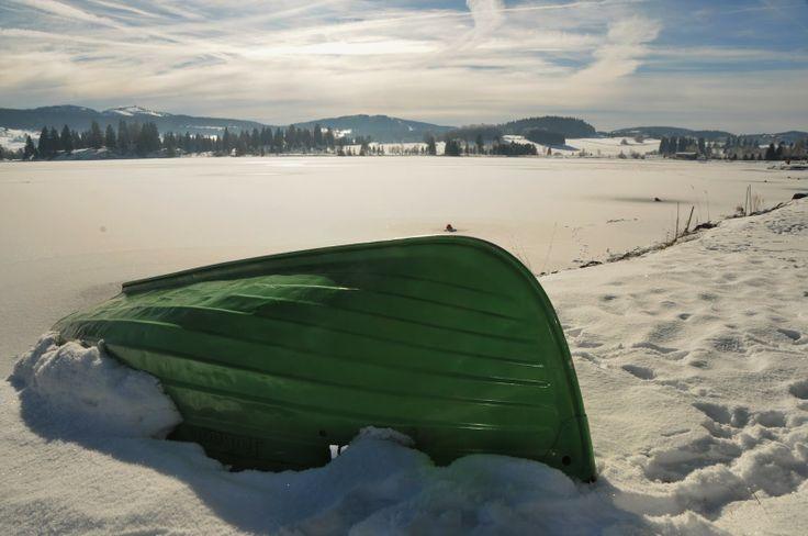 JURA, UNE TERRE DES HOMMES: Le Lac des Rousses.