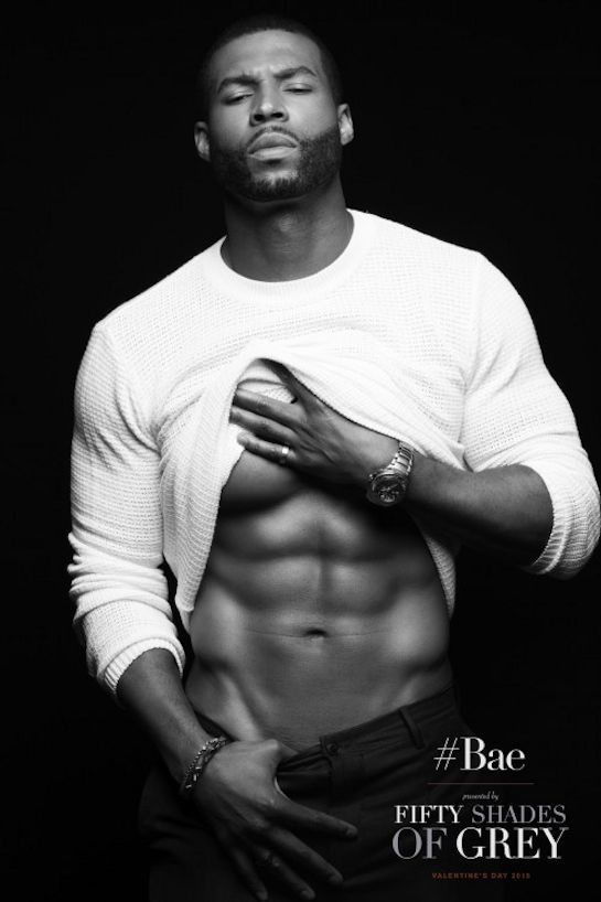 Robert C. Riley | Fifty Shades of Grey Campaign by Lance Gross