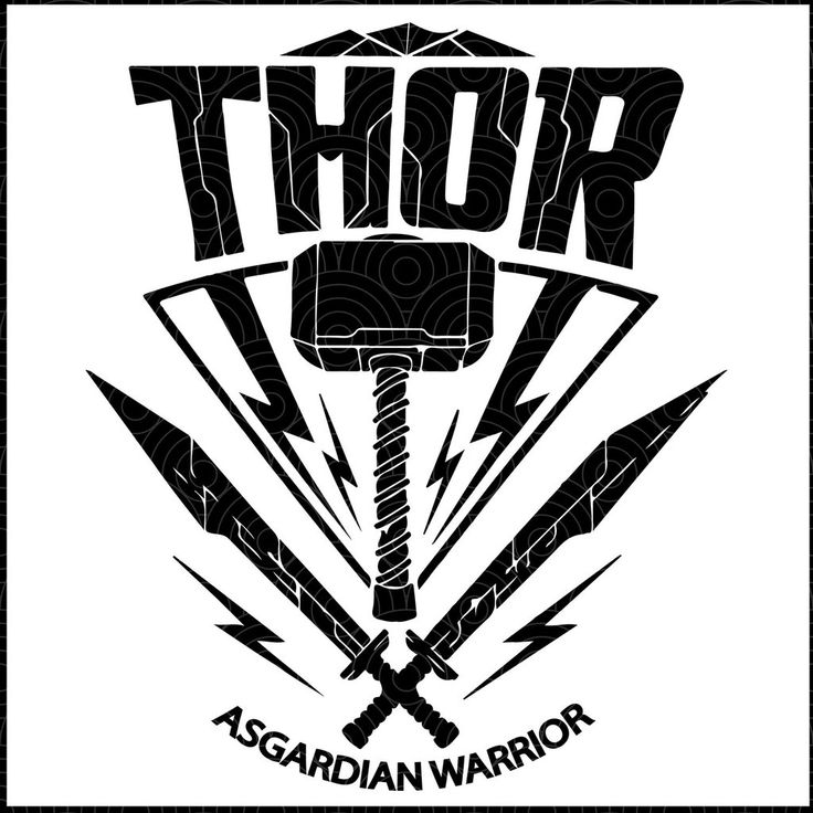 Download Thor svg, Thor avenger svg, Avengers Endgame Svg bundle ...