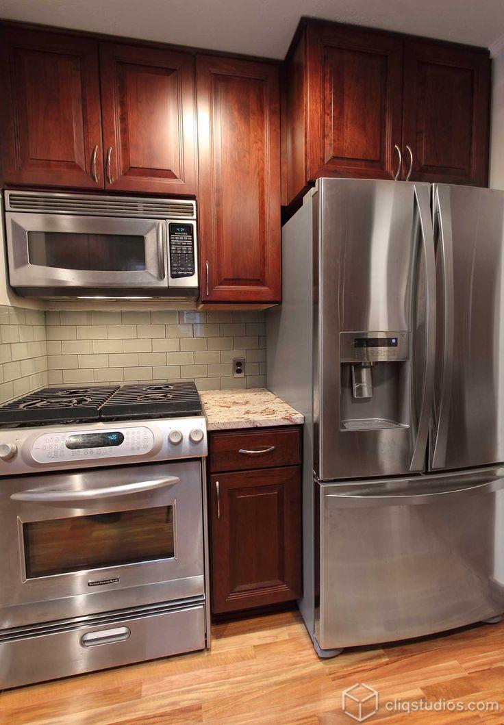 Cherry Kitchen Cabinets Design