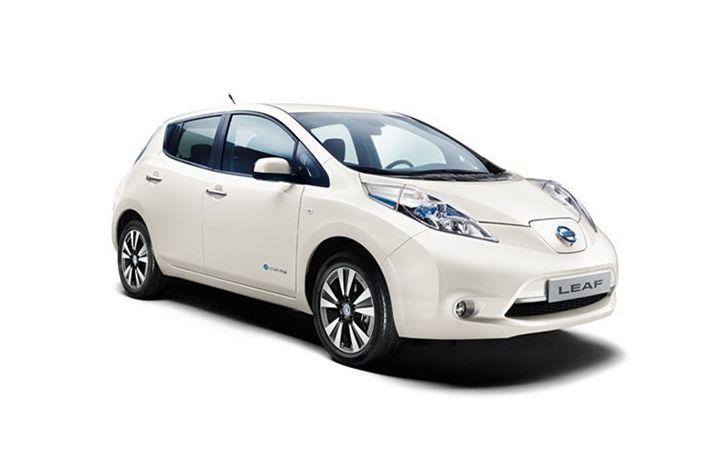 Nissan Leaf ZE0E