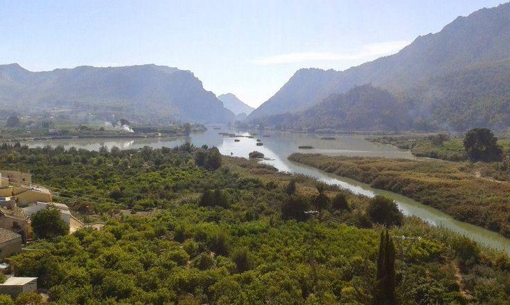 Blanca (Murcia) - Valle de Ricote