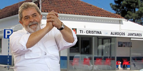 "Former Brazillian president, Luiz ""Lula"" da Silva, has recently announced is wish to finally fullfill a promise he made to his wife years ago: travel throughout Portugal."