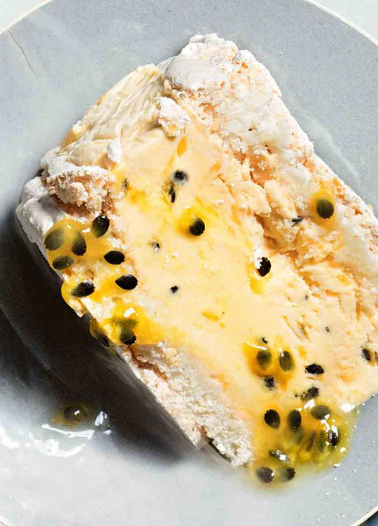How to make a Passionfruit Coconut Tart