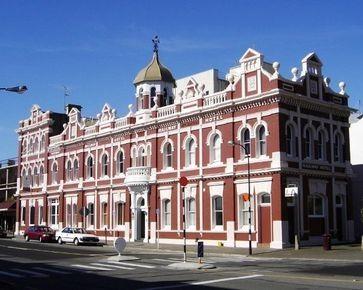 Victoria Hotel ( Railway Hotel Invercargill