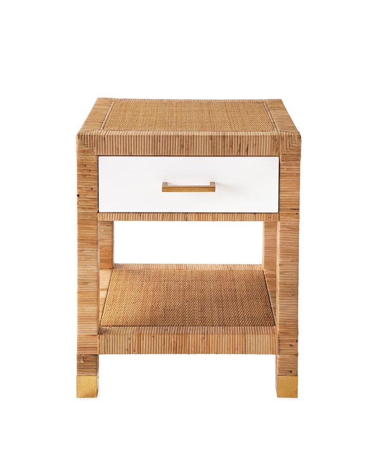 Balboa Nightstand In 2020 With Images Pottery Barn