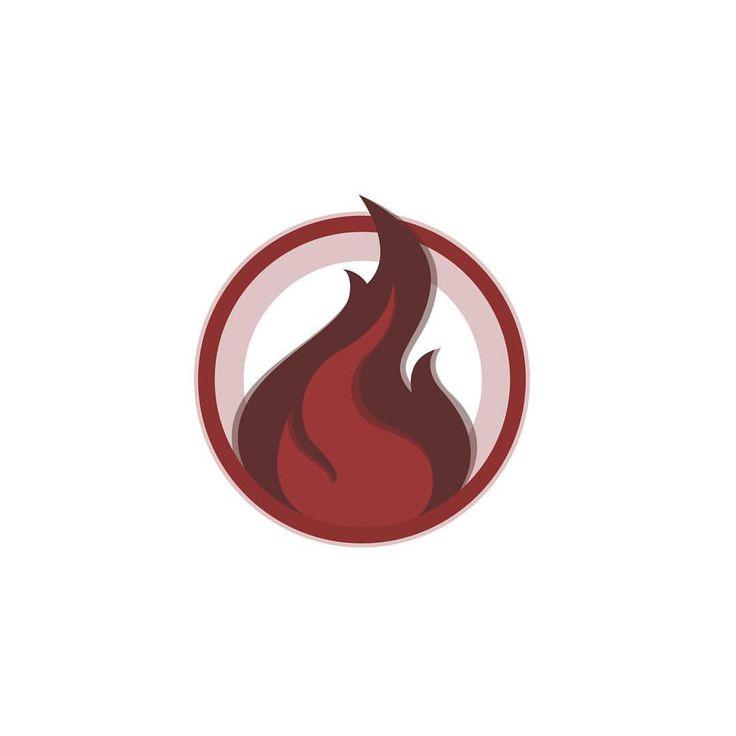 [3/3] Thanks @instagram for making logos look pixelated #logo #logodesign #fire #flames #firelogo #logodesigner #icon #logomark #branding #identity #graphic #simple #art #vector #simplicity #design #brand #illustration #minimal #red #artwork #logoplace #creative #graphicdesigncentral #moretocome