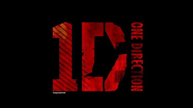1D One Direction Logo