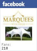 Marquee Hire Prices - Cost Of Hiring Marquee | Marquees with Pryde
