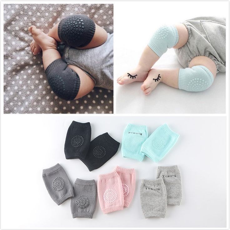 Anti-slip Knee Protectors For Crawling Babies Baby Pads Knee Protector, Kids Kneecaps Children Short Kneepads baby leg warmers