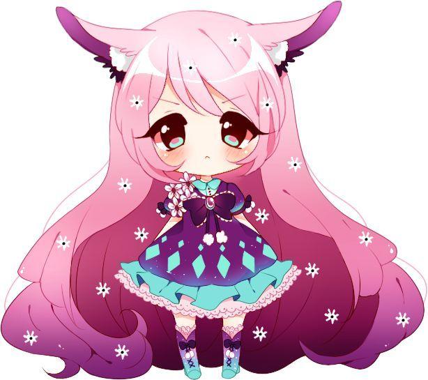 14 best Kawaii images on Pinterest | Arte de anime, Chibi anime y ...