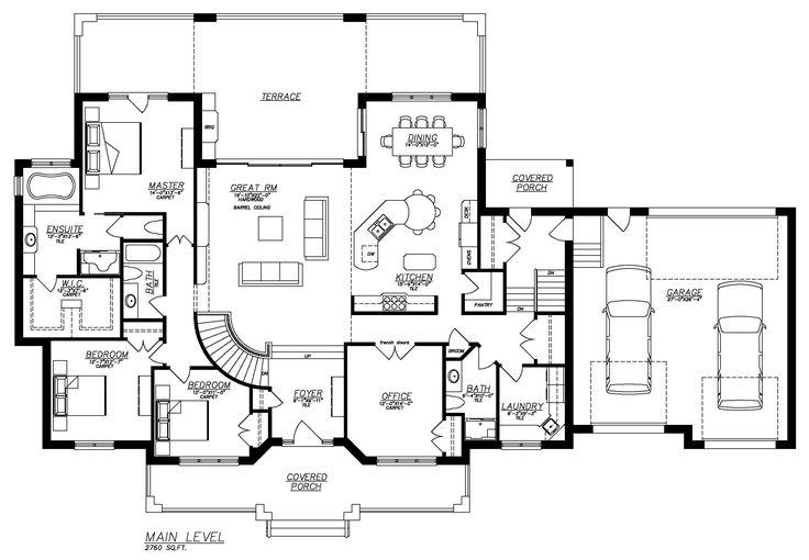 Best 25 basement pole ideas ideas on pinterest basement for Double wide floor plans with basement