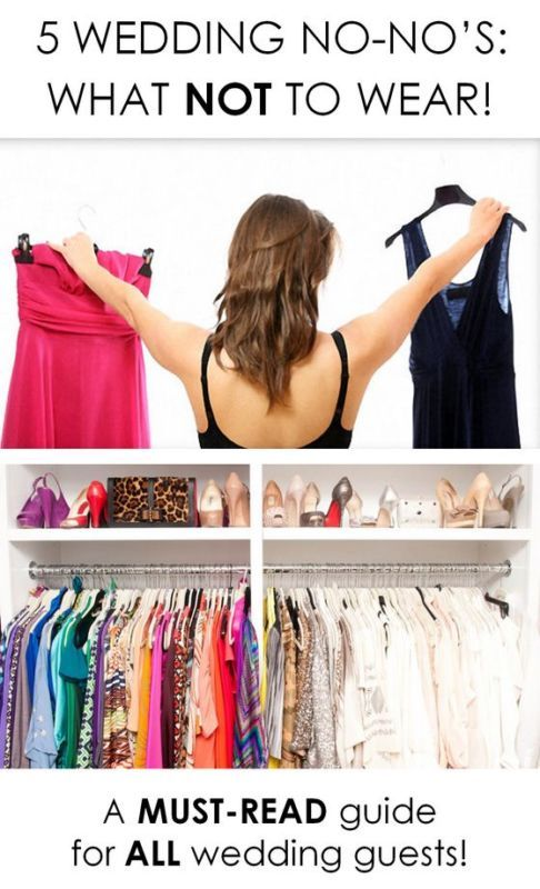 As wedding season has arrived, the shops are packed with floral prints and pretty dresses, but what dress styles and colors are suitable for guests to wear to weddings? Here are five of the most common wedding dress guest mistakes women make when choosing a wedding outfit.