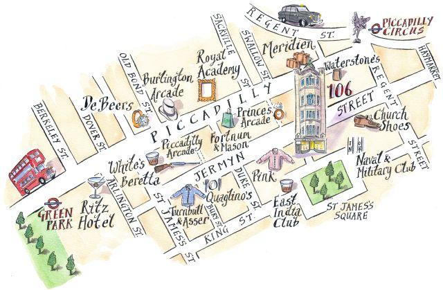 17 Best images about JERMYN STREET, LONDON on Pinterest ...