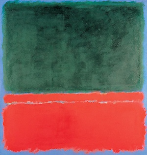 Mark Rothko. Inspiration for Mood Paintings