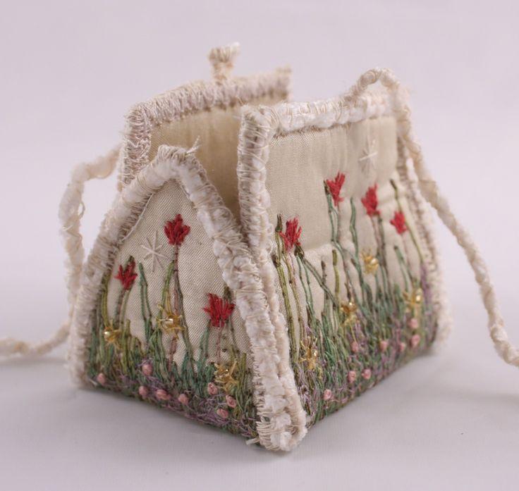 TAFA: The Textile and Fiber Art List | Nells Embroidery