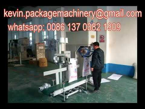1kg 50kg packing scale 10kg 25kg Semi Automatic Powder Packing Machine