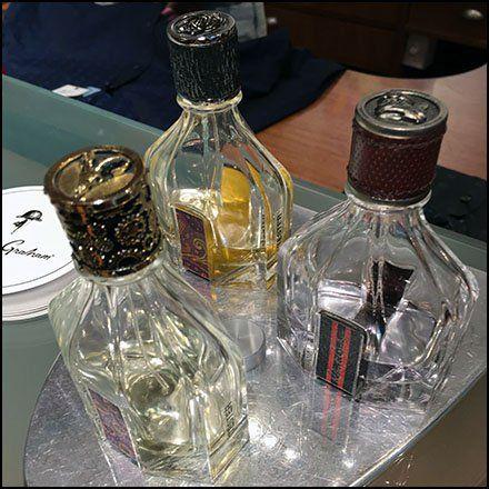 Robert Graham Service Counter Fragrance Testers