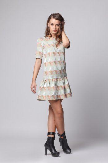 Happy Friday - Aurora dress