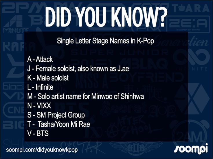 12 best Did You Know K-Pop? - Soompi images on Pinterest ... - photo#8