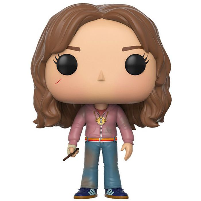 Hermione Granger est l'un des personnages principaux de la série de livres et de films cultes racontant l'histoire d'un jeune orphelin découvrant qu'il est un sorcier le jour de ses onze ans....