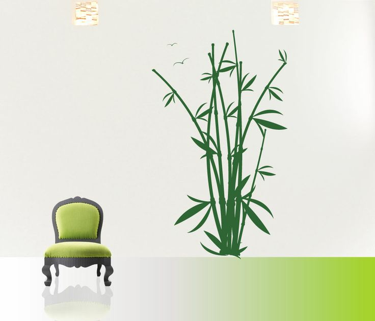 bambundi #decoraconvinil #vinilosdecorativos #decoracion #decoratupared #bambu