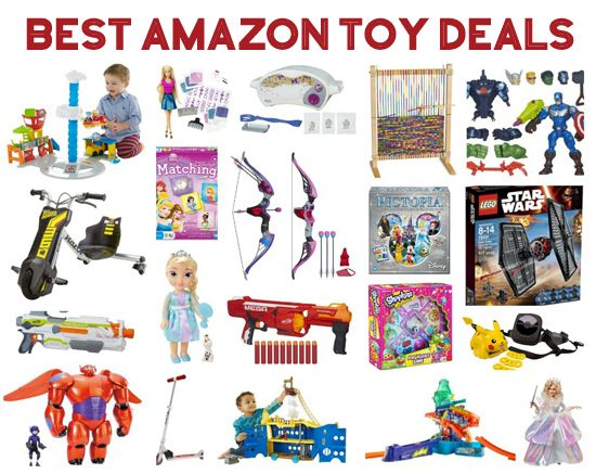 BEST toy deals on Amazon – updated November 5, 2016