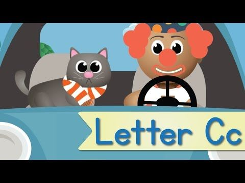 Letter C Song (Official Letter C Music Video by Have Fun Teaching)
