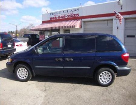 Find Used 2002 #Chrysler Voyager #Van in Lincoln Park