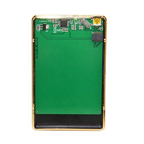 JSER WD5000MPCK SFF-8784 SATA Express to USB 3.0 Hard Disk Case Enclosure for UltraSlim Hard Disk SSD WD5000M22K WD5000M21K  US $18.88 & FREE Shipping  #bigboxpower
