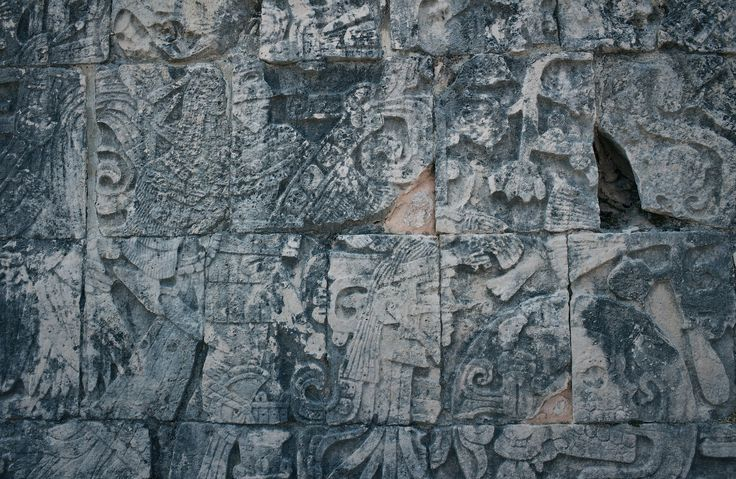 Escudo de la Muerte: Its been centuries since the roar and thunder of the crowds filled the Great Ball Court at Chichen Itza, yet the glory and significance of the game can still be surmised in the age-softened murals lining its walls.