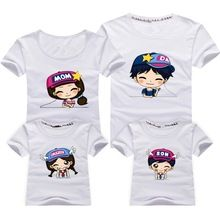 2015 New wholesale 100% cotton popular custom fashion cute family set clothes factory   best seller follow this link http://shopingayo.space
