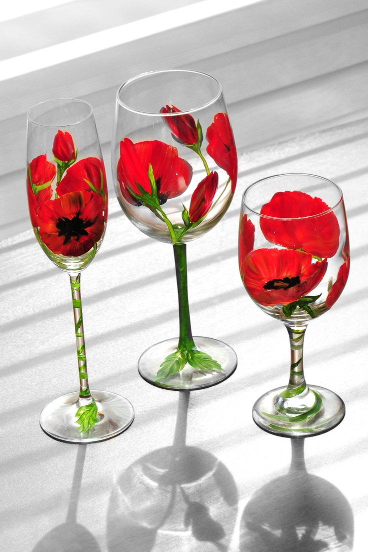 craft ideas for wine glasses 17 best images about glass and bottle crafts on 6271