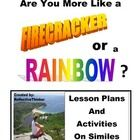 Lesson Plans and Engaging Activities to Teach Simile