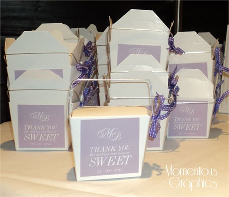 Lolly Buffet boxes