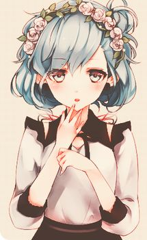 Miku with short hair. Such a beautiful lady you are miku