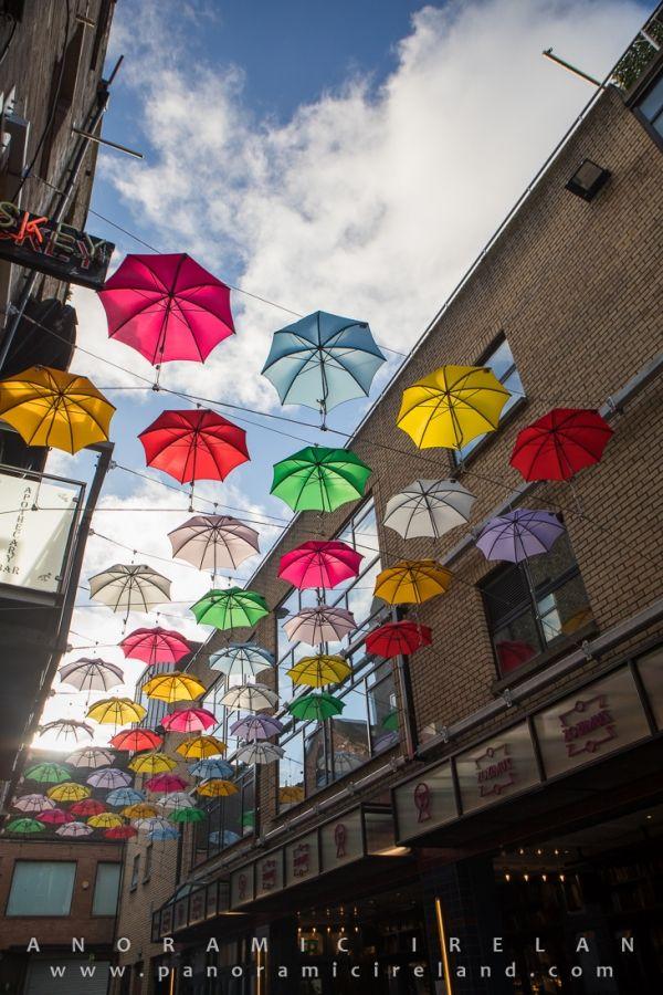 The Umbrellas Dublin Dublin Ireland Photography Dublin Ireland Dublin Travel