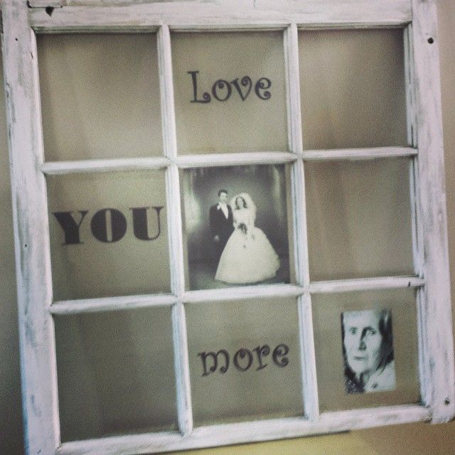 New purpose....old window.