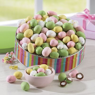 36 best calling all chocolate lovers images on pinterest easter gifts each candy shell conceals a layer of chocolate and a soft marshmallow center negle Gallery