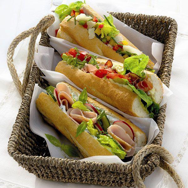 Picknickbroodjes